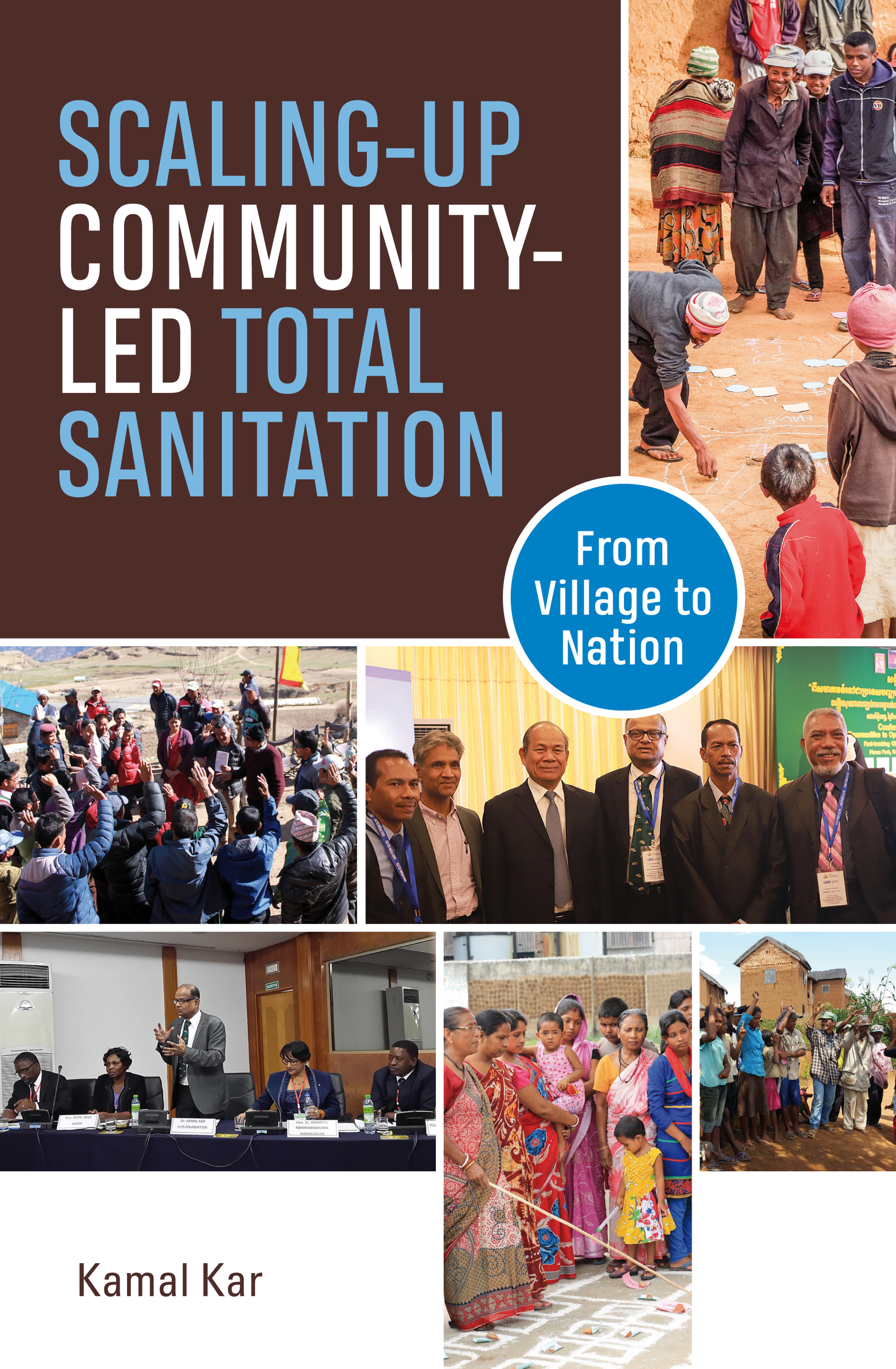 Scaling-up Community-Led Total Sanitation