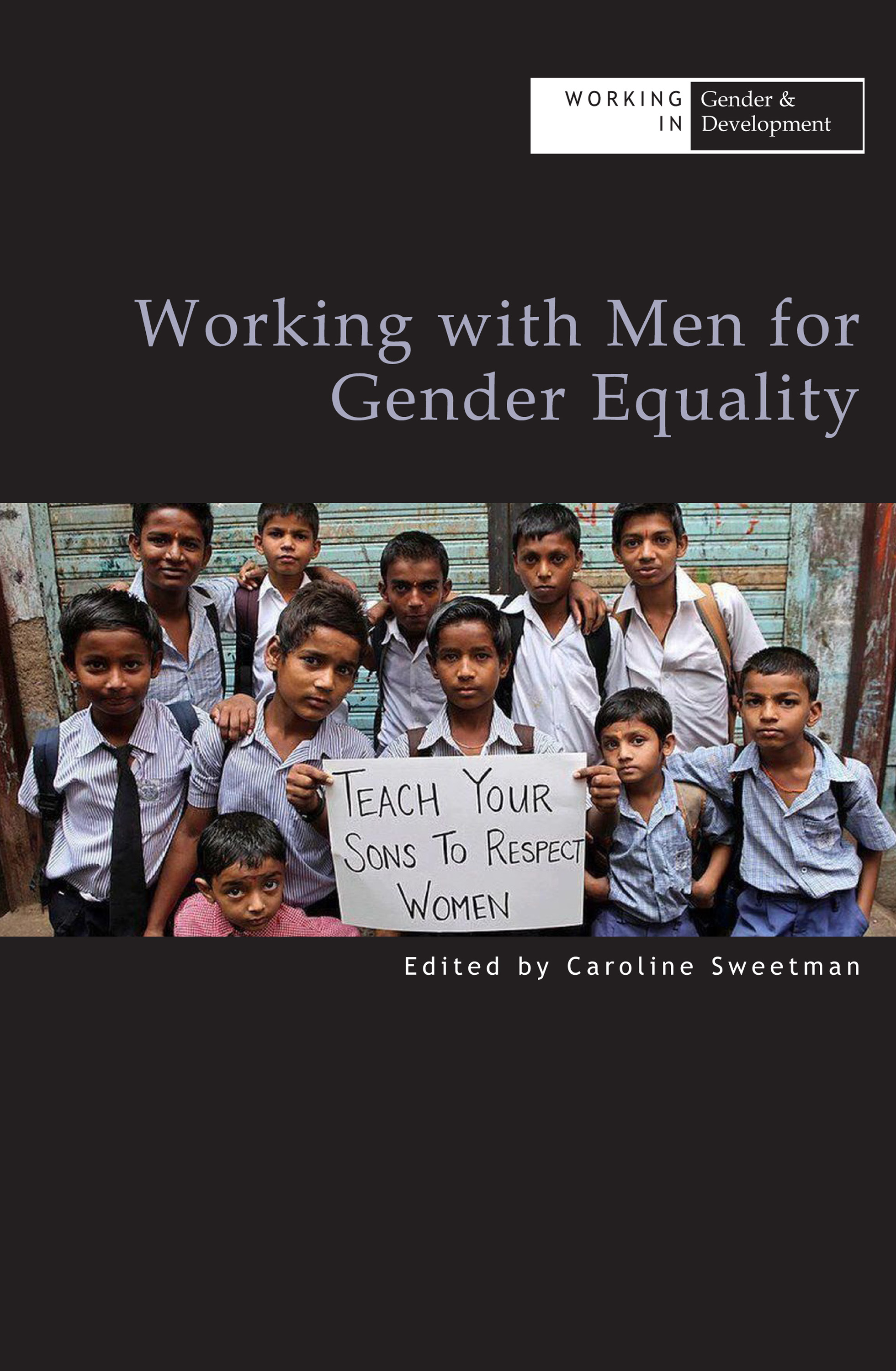 Working with Men for Gender Equality