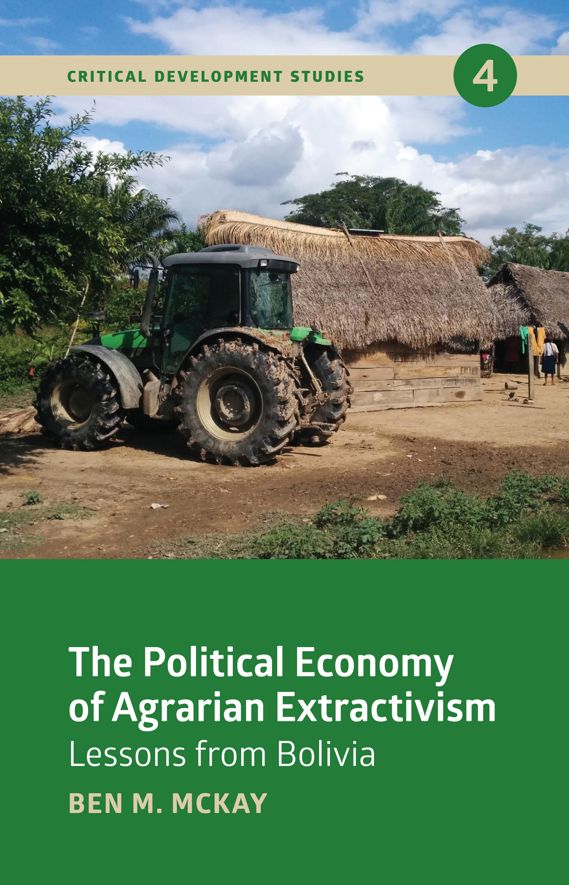 The Political Economy of Agrarian Extractivism