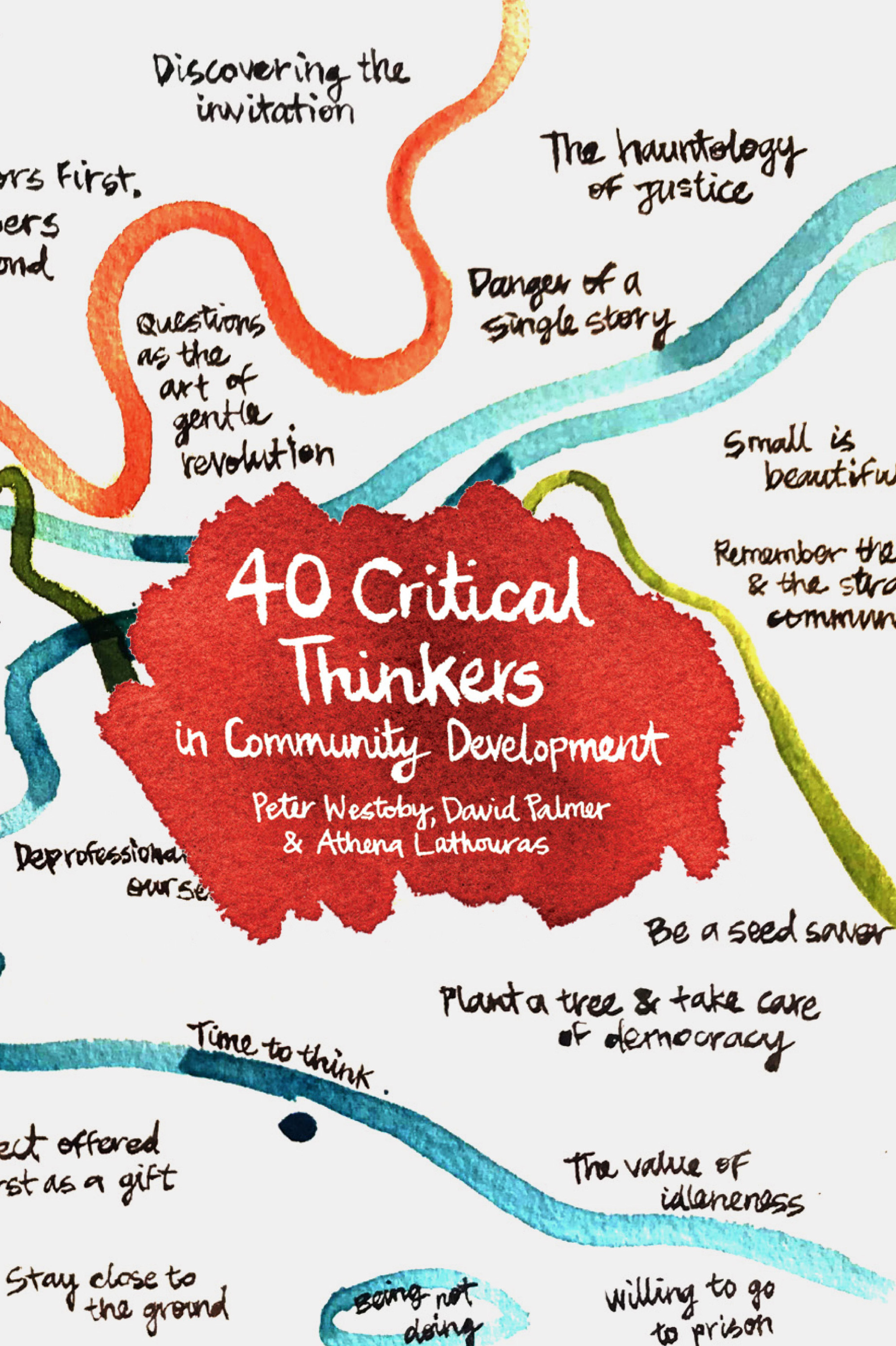 40 Critical Thinkers in Community Development