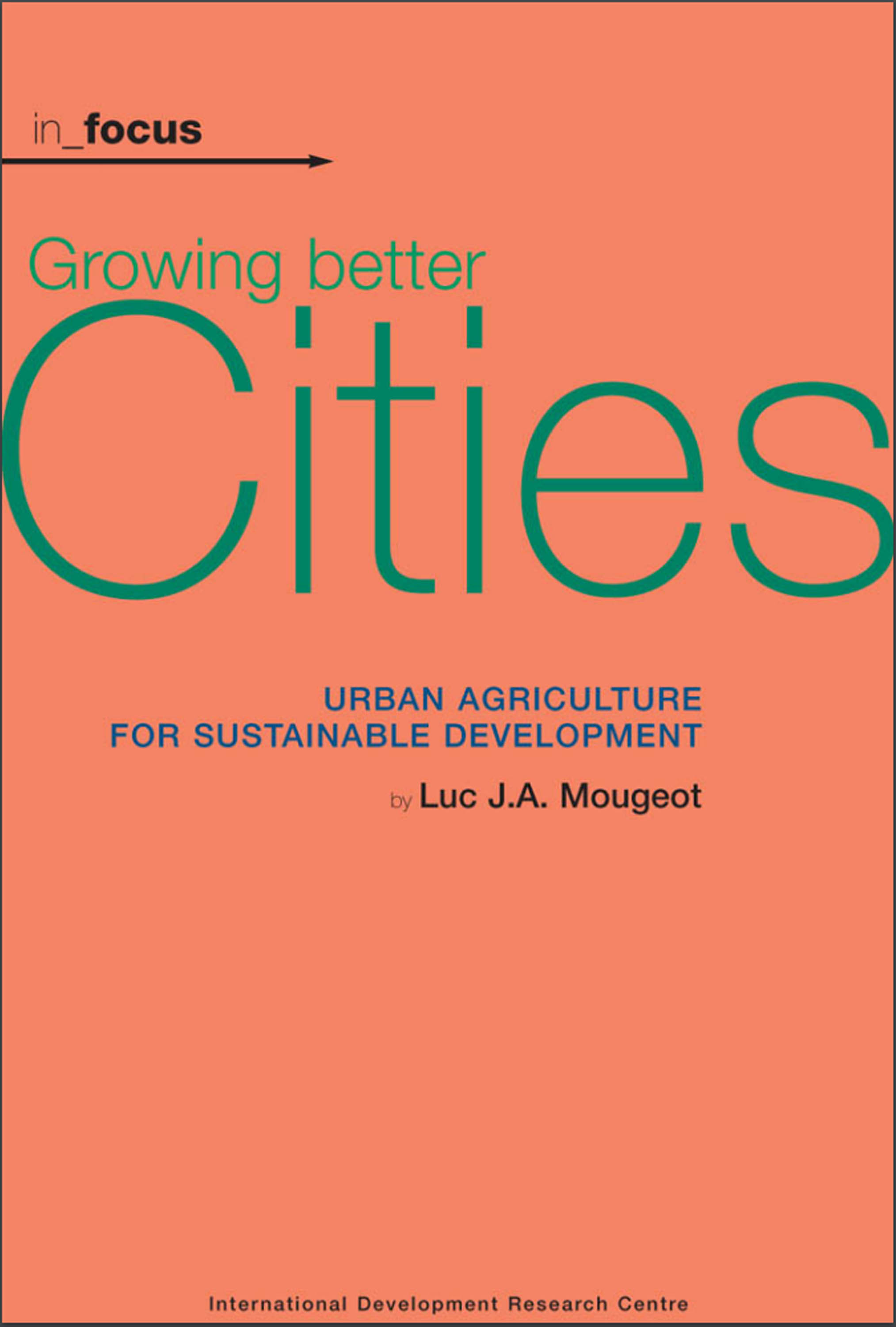 Growing Better Cities