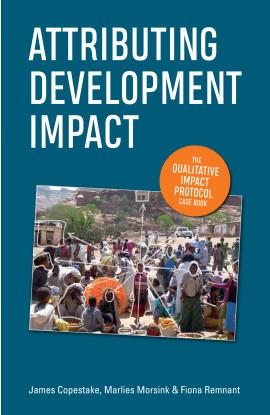 Attributing Development Impact