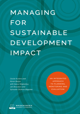 Managing for Sustainable Development Impact