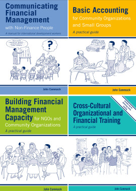 Practical Guides for Organizational & Financial Resilience Set