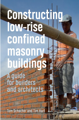 Constructing Low-rise Confined Masonry Buildings
